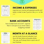 Free Budget Binder: The Easiest Way To Become A Budget Boss | Money   Free Printable Budget Binder Worksheets