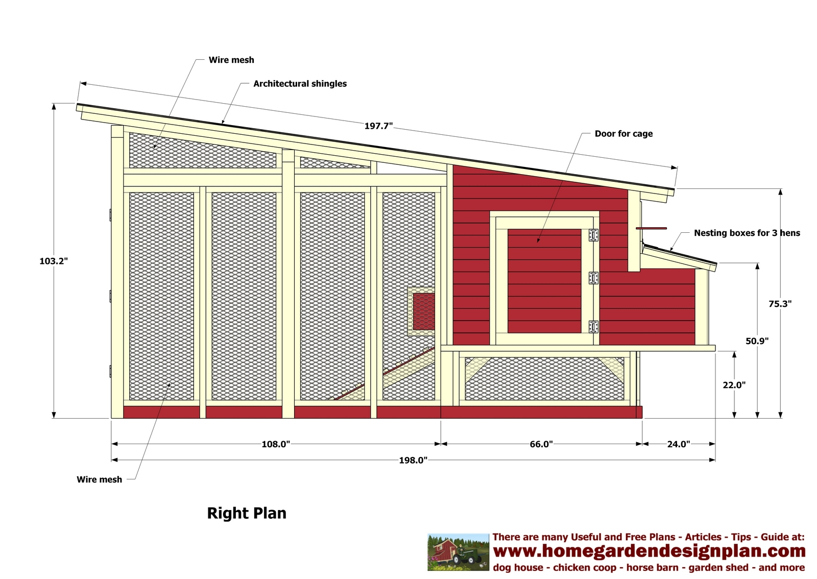 Free Chicken Coop Design Software - Free Printable Chicken Coop Plans