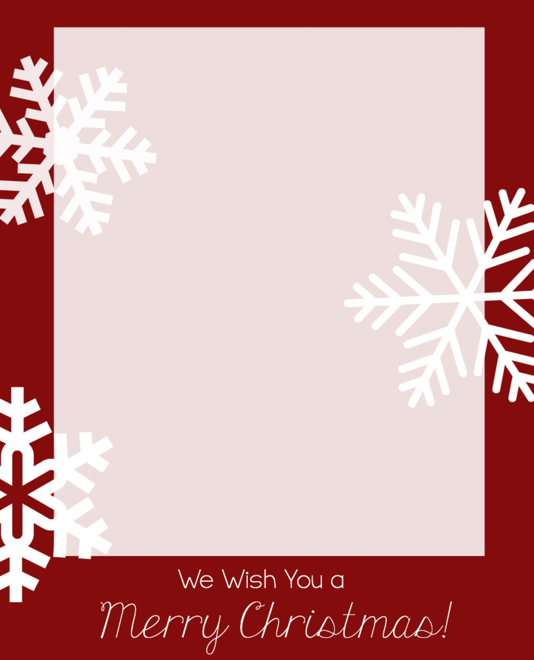 Free Christmas Card Templates - Crazy Little Projects - Christmas Cards Download Free Printable