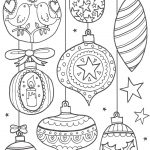 Free Christmas Colouring Pages For Adults – The Ultimate Roundup   Xmas Coloring Pages Free Printable