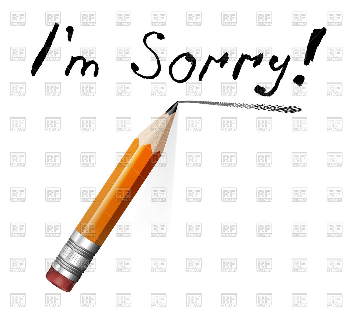 Free Clipart Im Sorry Collection - Free Printable I Am Sorry Cards