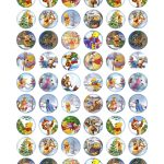 Free Collage Sheets | Bottlecap4U   Free Printable Digital Collage Sheets