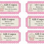 Free Custom Birthday Coupons   Customize Online & Print At Home   Create Your Own Coupon Free Printable
