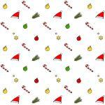 Free Digital Kawaii Christmas Scrapbooking Paper   Ausdruckbares   Free Printable Christmas Paper