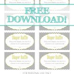 Free Download   Baby Diaper Raffle Template | Baaby Shower | Baby   Diaper Raffle Template Free Printable