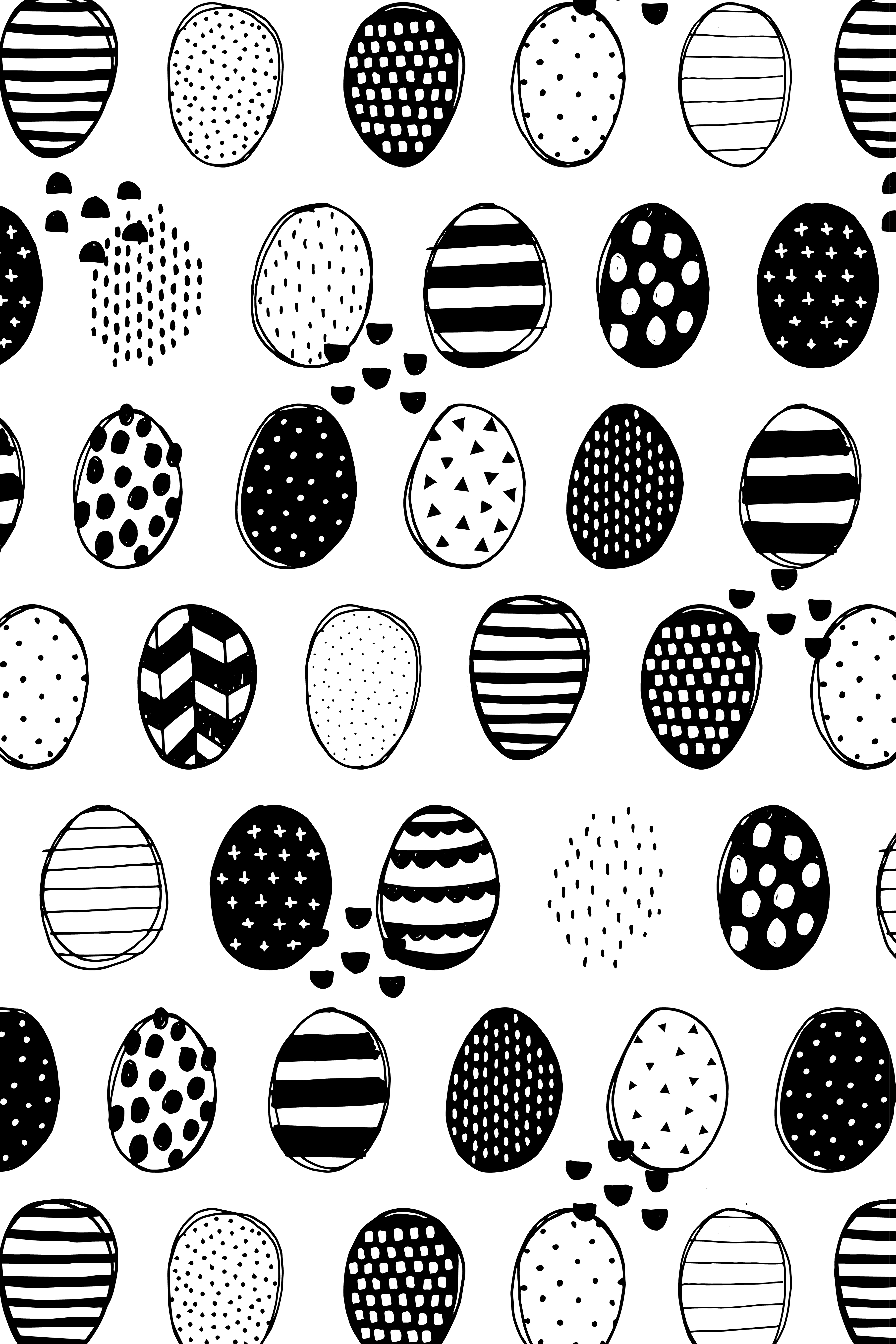 Free Downloads – Easter Wrapping Paper - Babasouk - Free Printable Easter Wrapping Paper