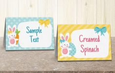 Free Easter Party Food Labels | Printable Download | Hands In The Attic – Free Printable Buffet Food Labels
