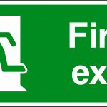Free Fire Exit Signs, Download Free Clip Art, Free Clip Art On   Free Printable Safety Signs