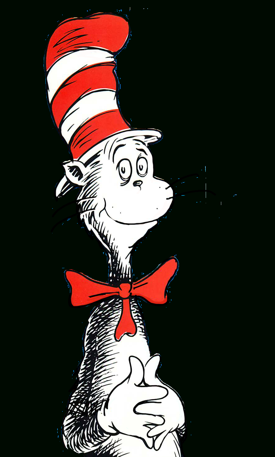 Free Free Dr. Seuss Clipart, Download Free Clip Art, Free Clip Art - Free Printable Cat In The Hat Clip Art