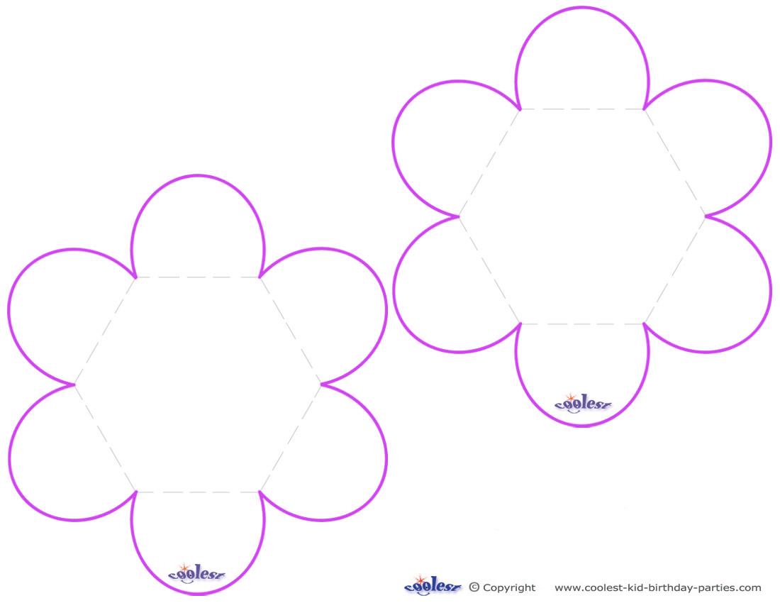 Free Free Flower Templates Printable, Download Free Clip Art, Free - Free Printable Templates
