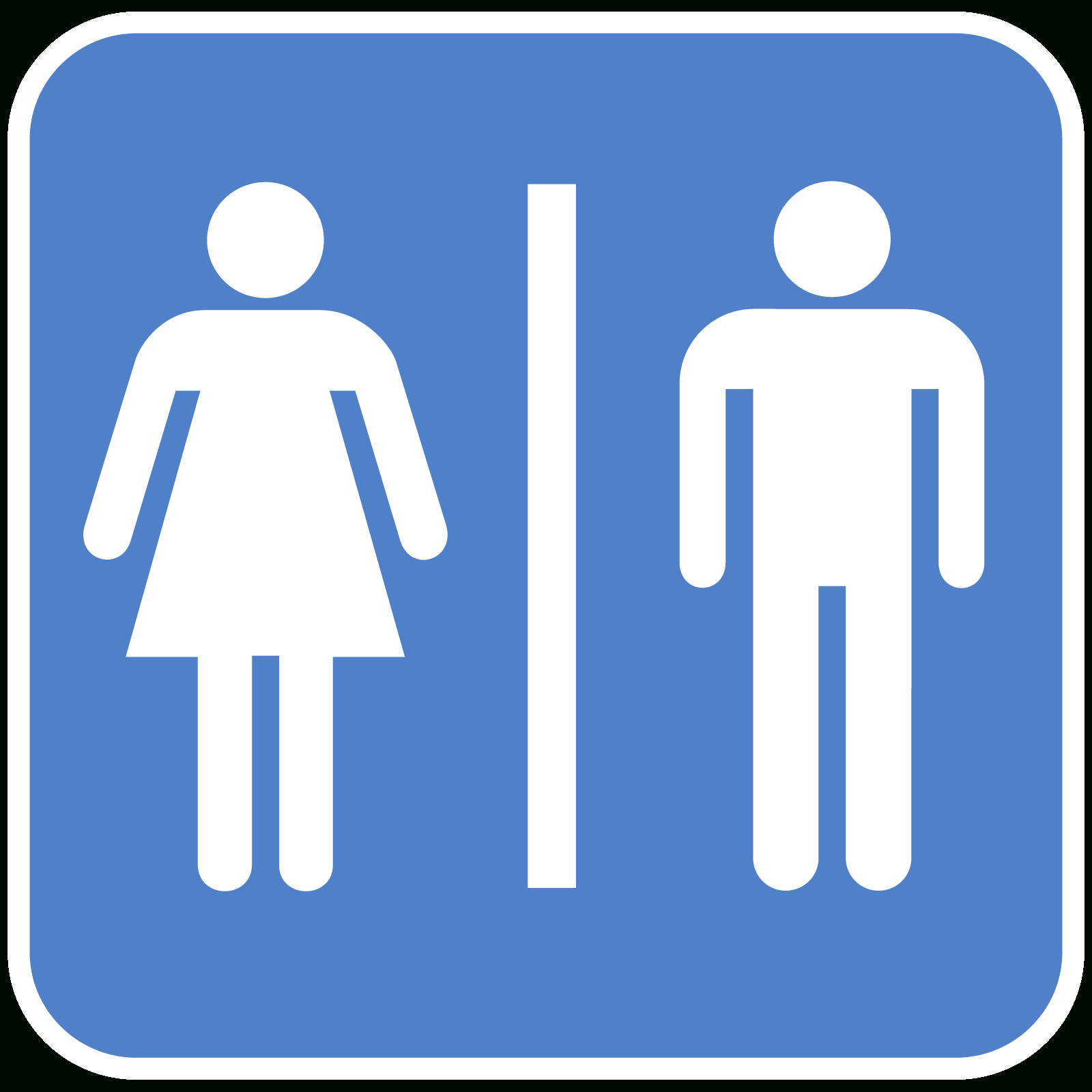 Free Free Printable Restroom Signs, Download Free Clip Art, Free - Free Printable No Restroom Signs
