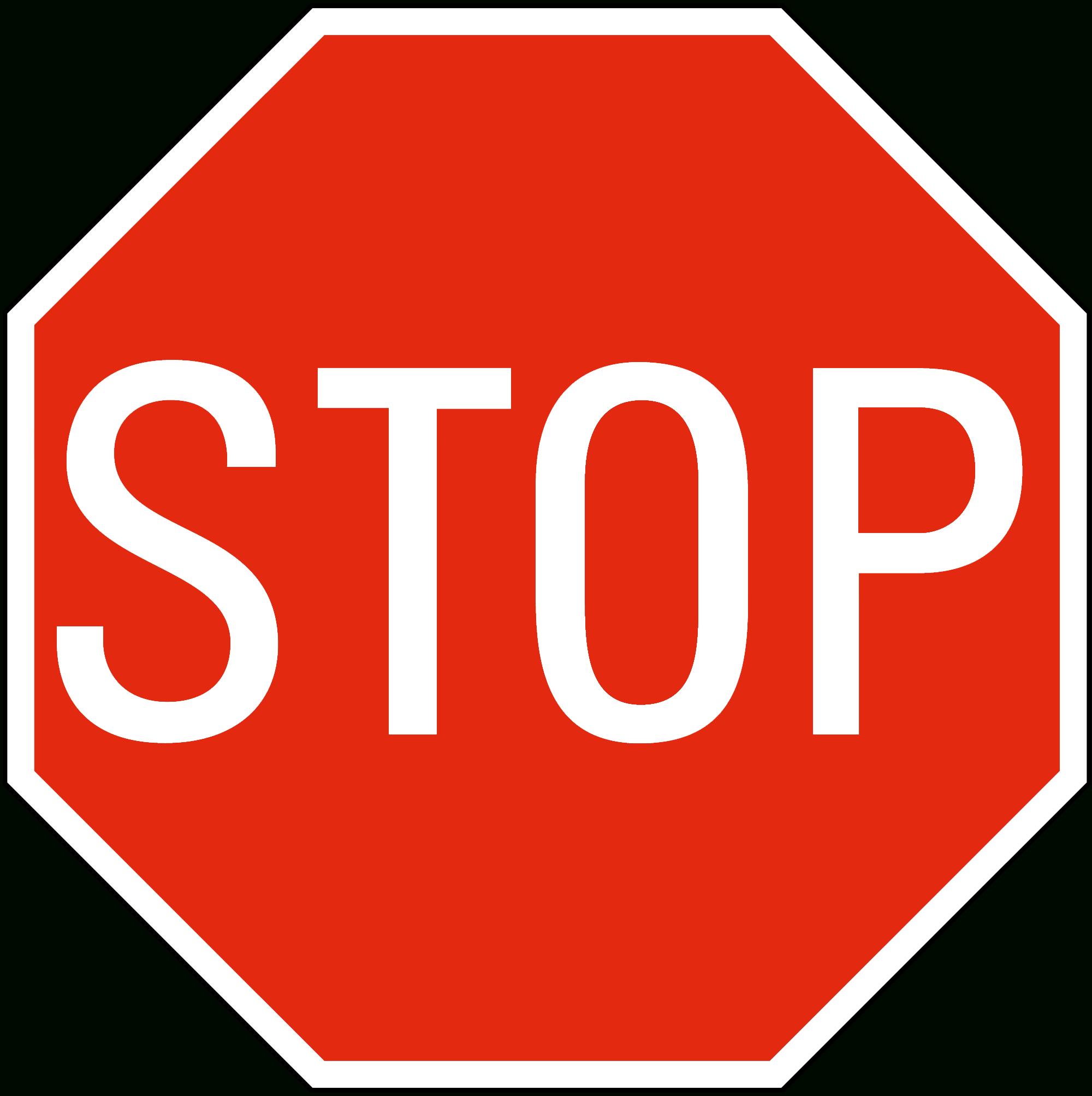 Free Free Printable Stop Sign, Download Free Clip Art, Free Clip Art - Free Printable Stop Sign To Color