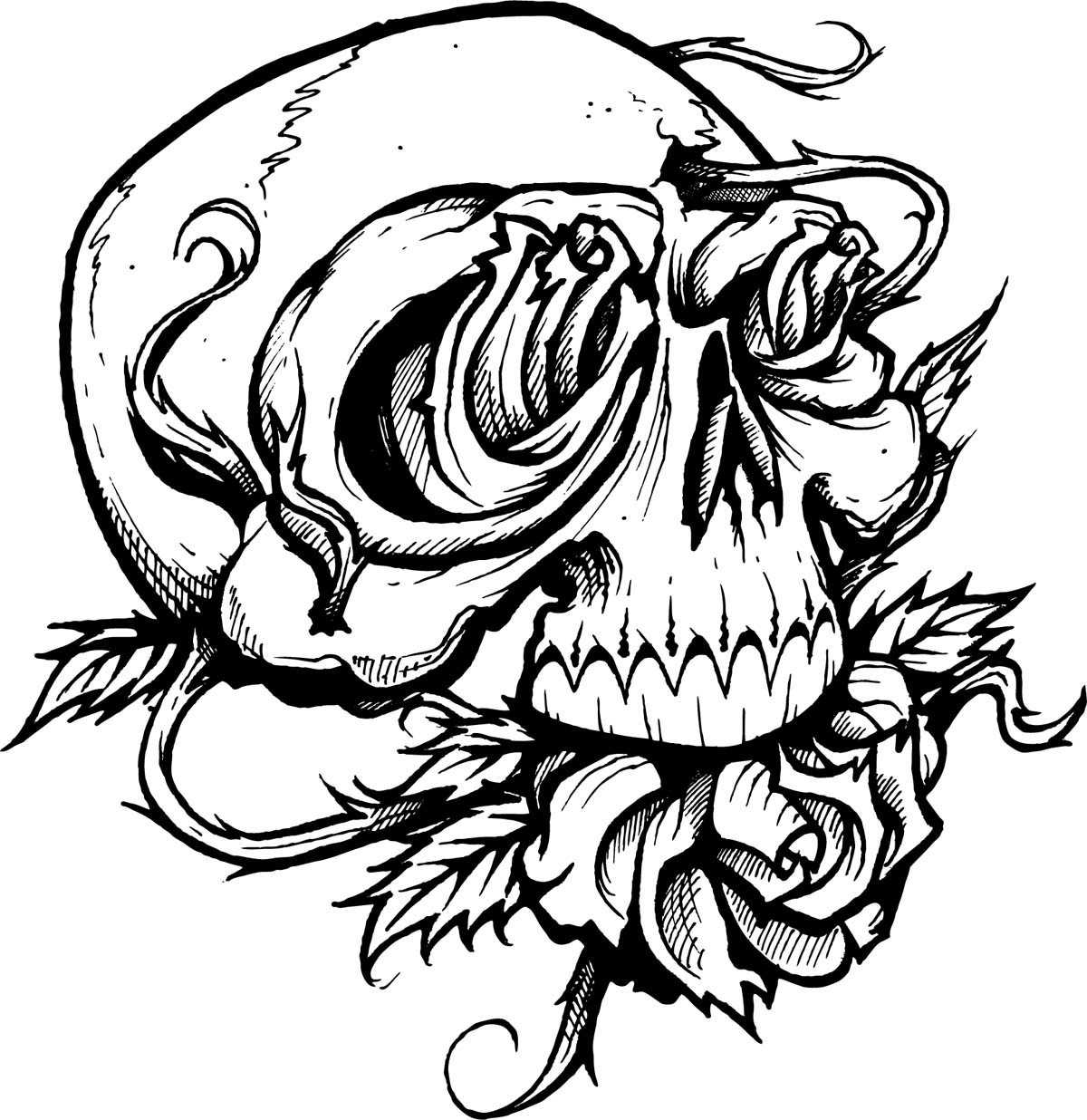 Free Free Tattoo Flash Art To Print, Download Free Clip Art, Free - Free Printable Flash Tattoo