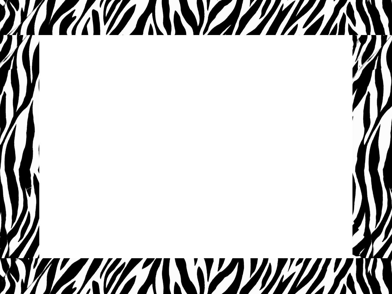 Free Free Zebra Print Border, Download Free Clip Art, Free Clip Art - Free Printable Zebra Print Birthday Invitations