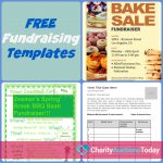 Free Fundraiser Flyer | Charity Auctions Today   Free Printable Fundraiser Flyer Templates