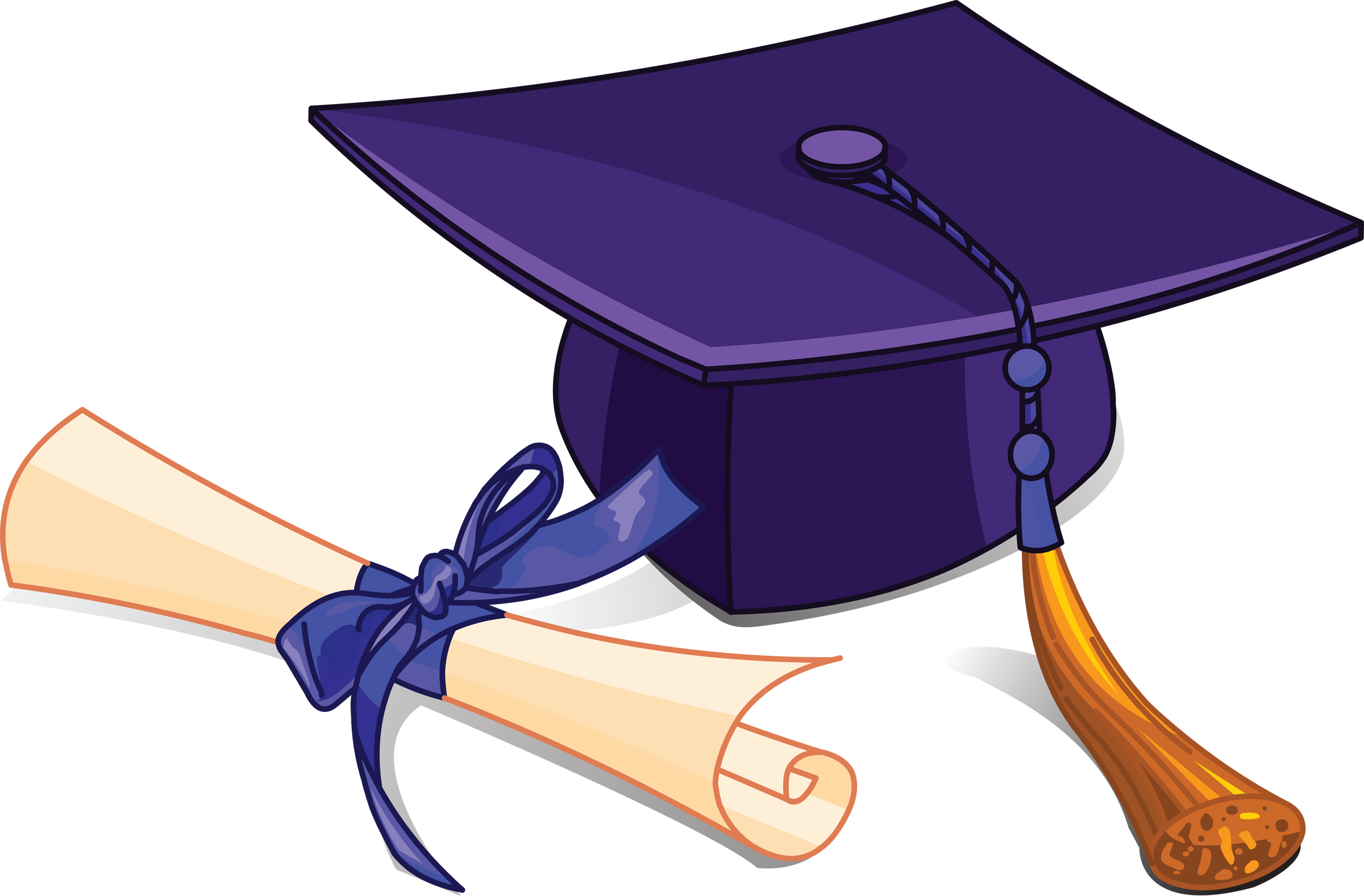 Free Graduation Cliparts, Download Free Clip Art, Free Clip Art On - Graduation Clip Art Free Printable