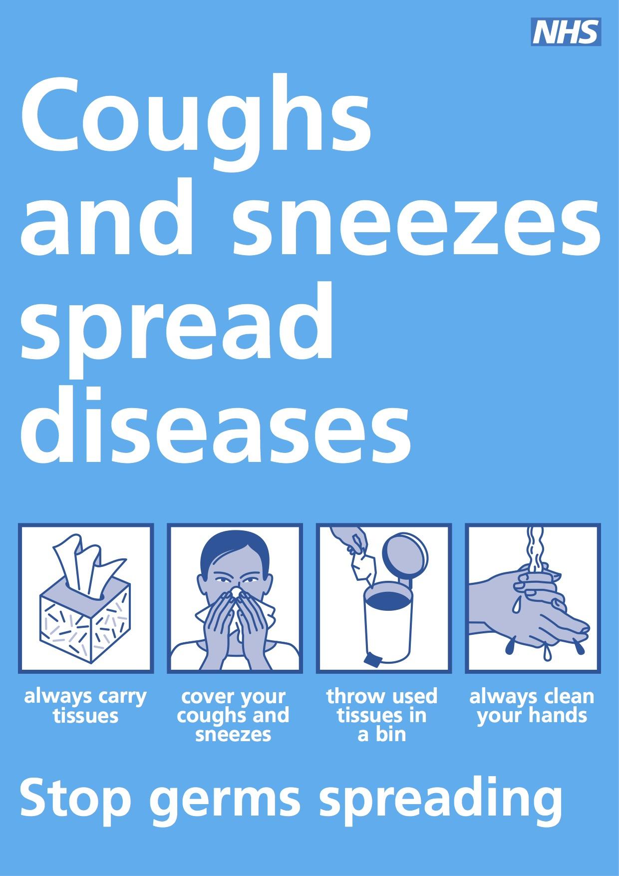 Free Infection Control / Handwashing Poster Downloads - Free Printable Hand Washing Posters