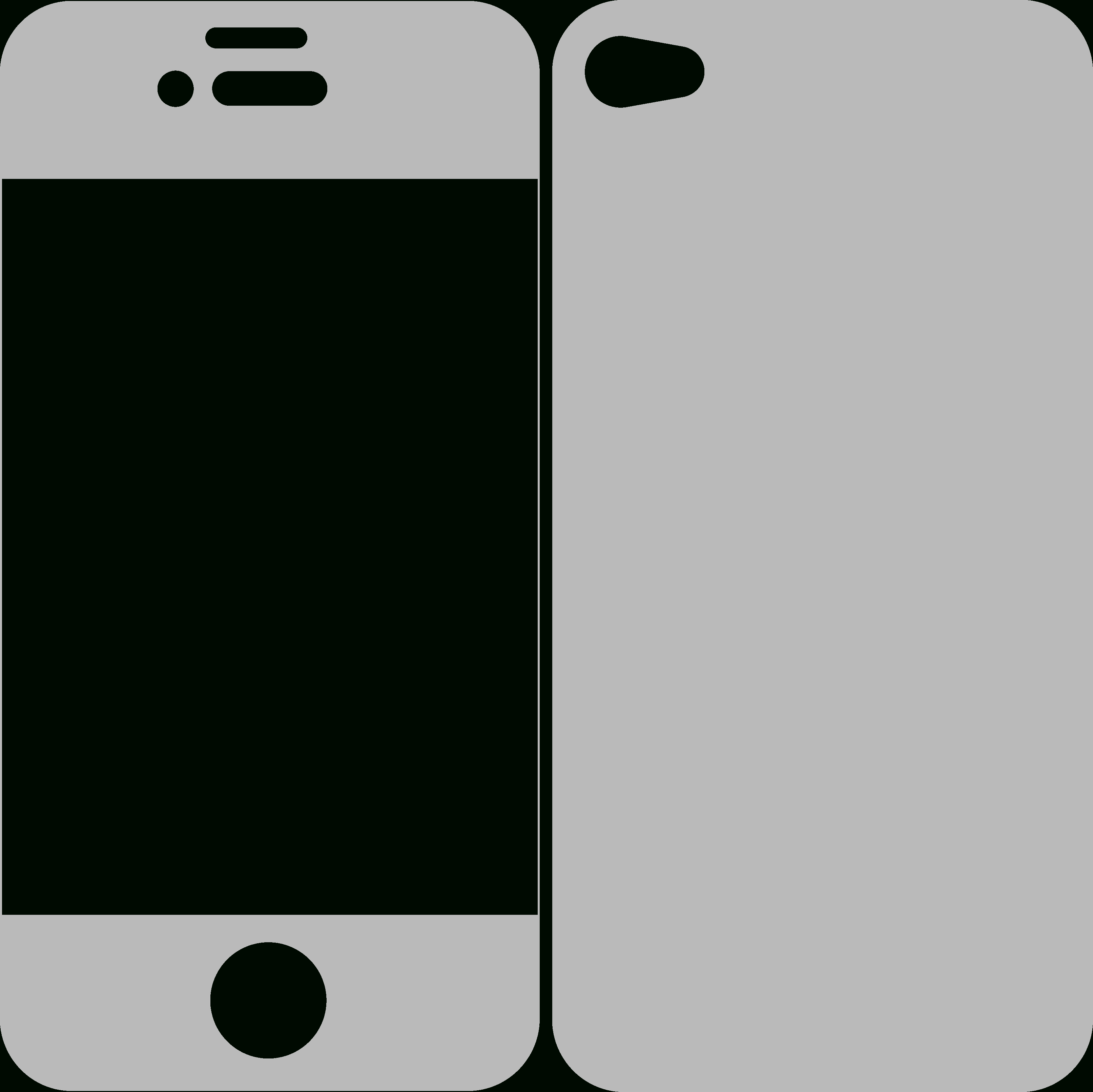 Free Iphone 6 Skin Template - Free Printable Iphone Skins