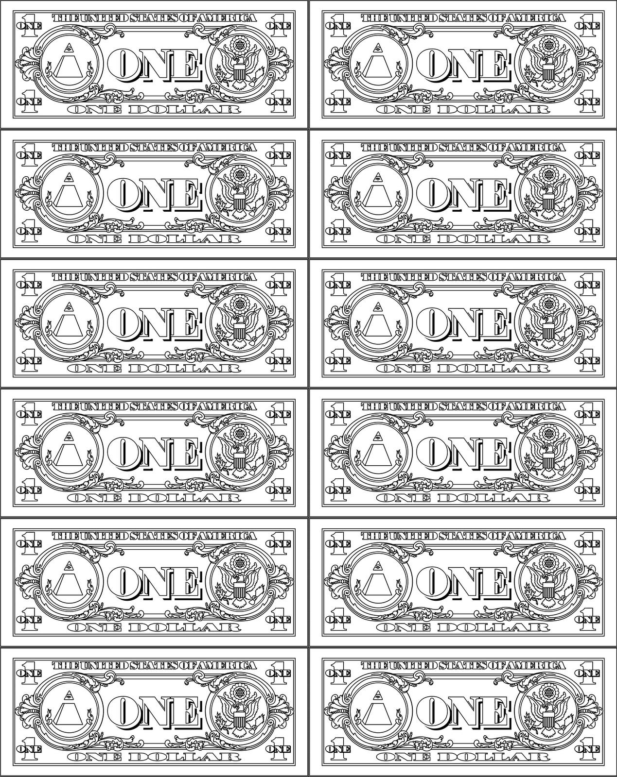 Free Kids Printable Play Money 10 Activities Printable Play Money 10 - Free Printable Play Money Sheets