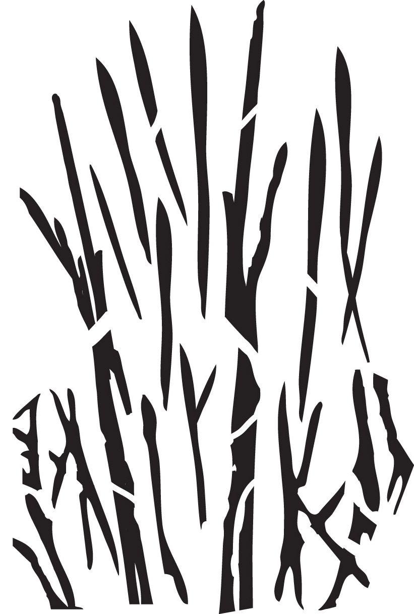 Free Marsh Grass Camo Stencil Max4 | Stuff To Try | Camo Stencil - Free Printable Camouflage Stencils