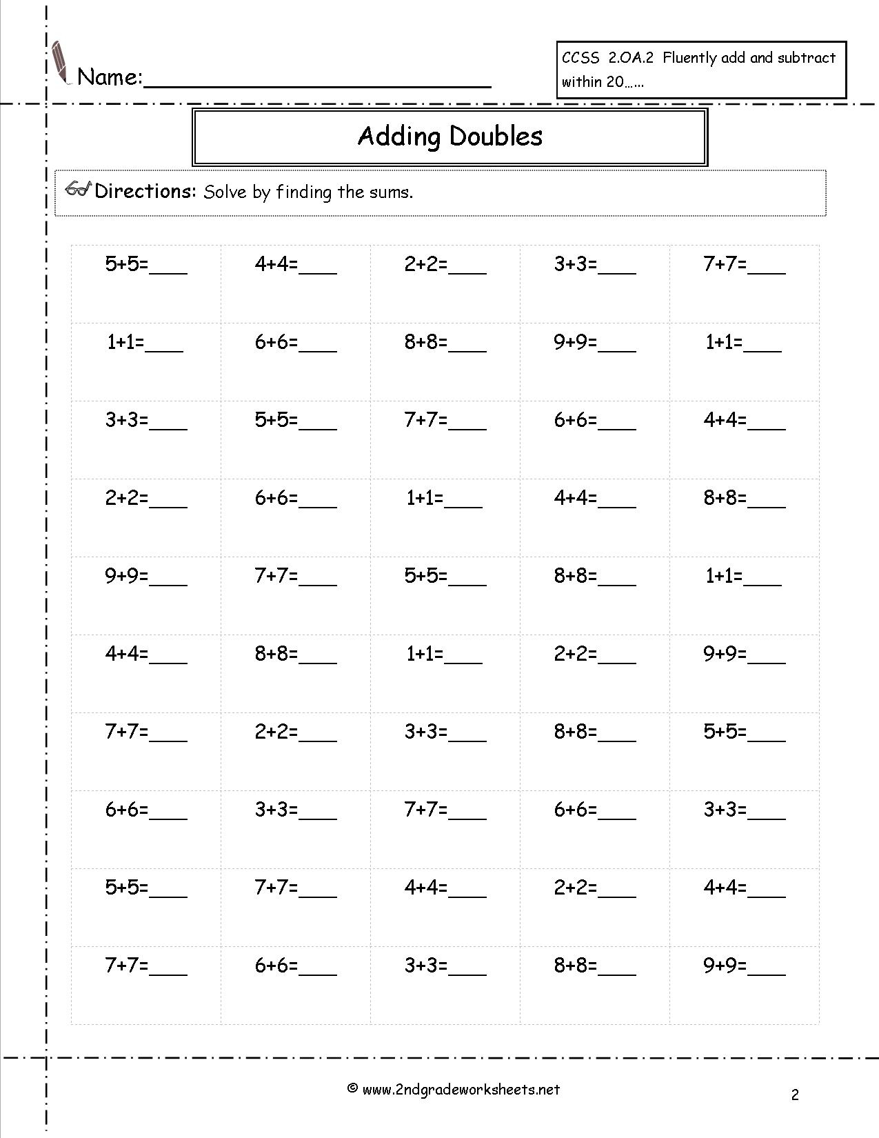 Free Math Worksheets And Printouts - Free Printable Time Worksheets For Grade 3