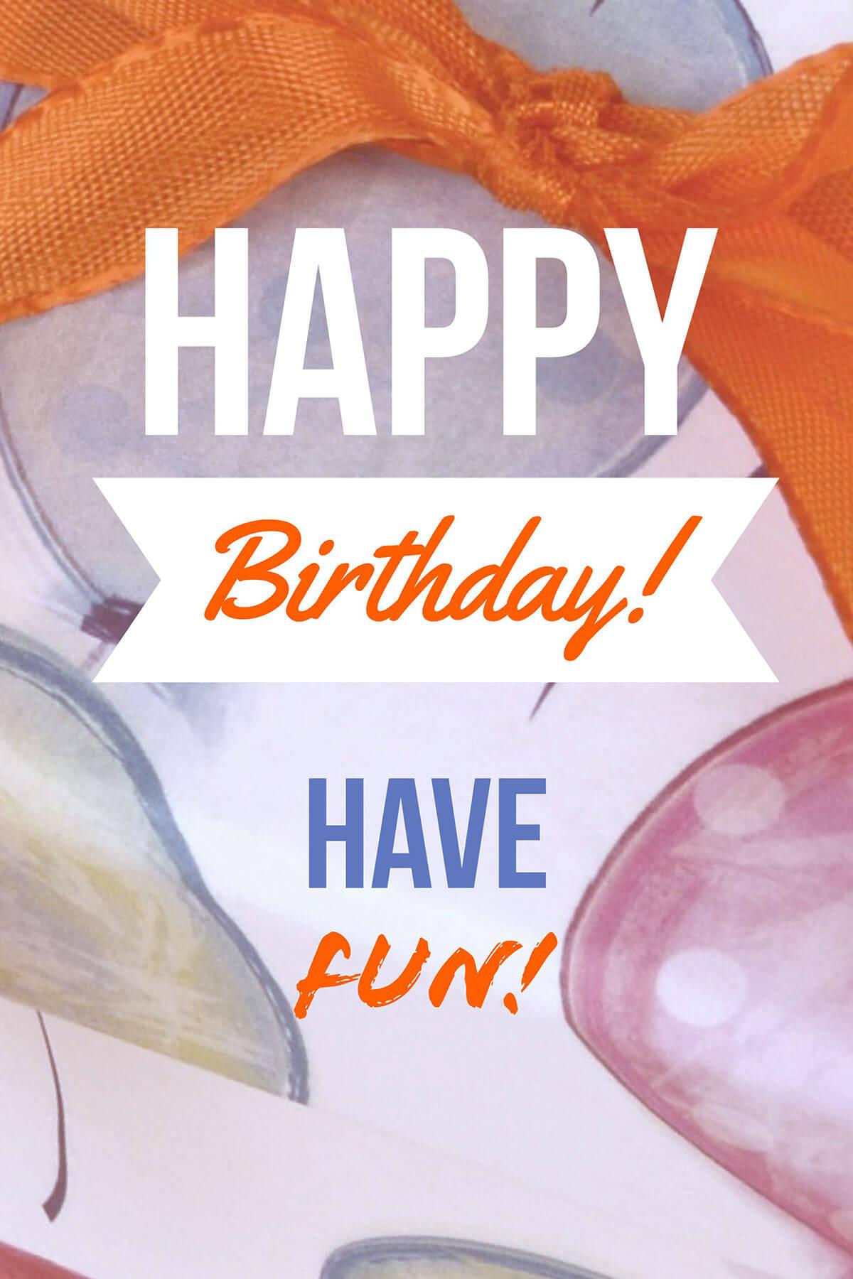 Free Online Card Maker: Create Custom Greeting Cards | Adobe Spark - Customized Birthday Cards Free Printable