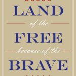 Free Patriotic 8X10 Printable Art   Precision Printables   Home Of The Free Because Of The Brave Printable