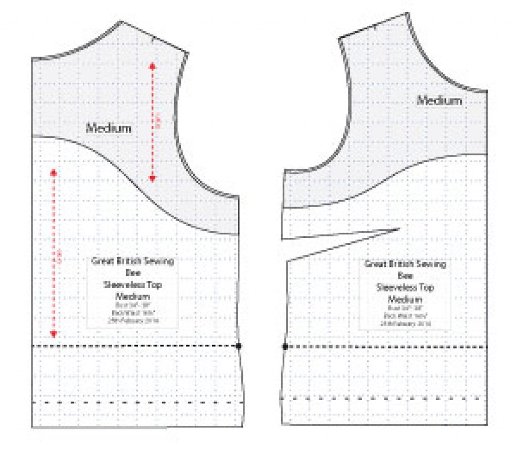 Free Pdf Sewing Patterns, The Pinafore Dress Pattern, The Great For - Free Printable Sewing Patterns Pdf