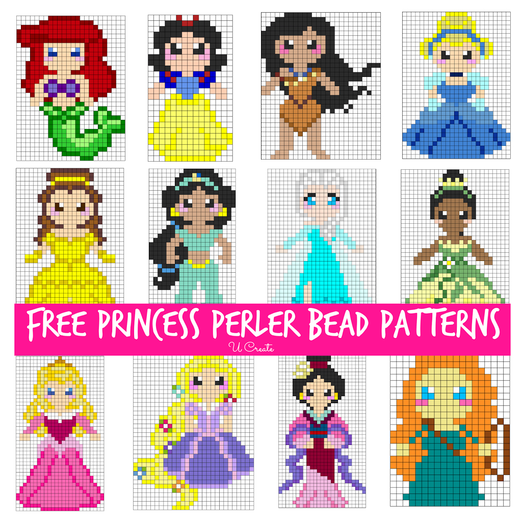 Free Perler Bead Patterns For Kids   Stitch All Your Feelings Out - Pony Bead Patterns Free Printable