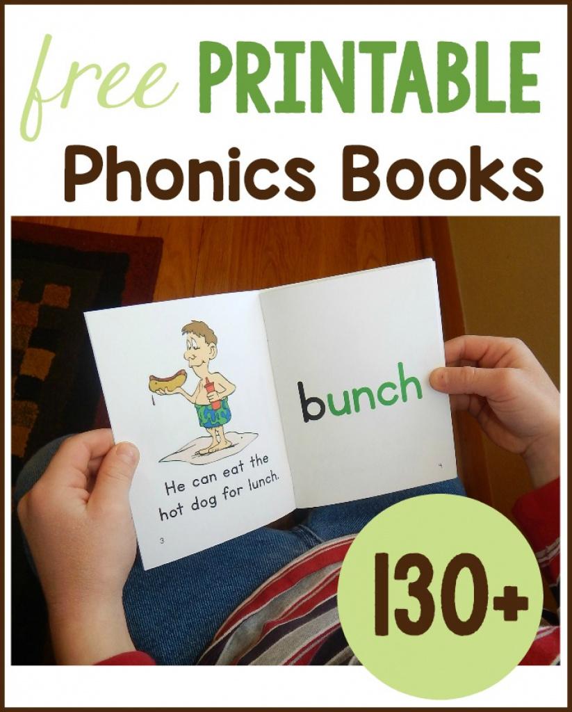 Free Phonics Books - The Measured Mom In Free Printable Decodable - Free Printable Decodable Books For Kindergarten