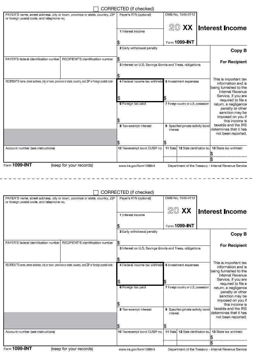 Free Printable 1099 Misc Form 2014 Form Resume Examples Kbpmxkglex - Free Printable 1099 Form