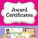 Free Printable Award Certificates For Kids | Acn Latitudes   Good Behaviour Certificates Free Printable