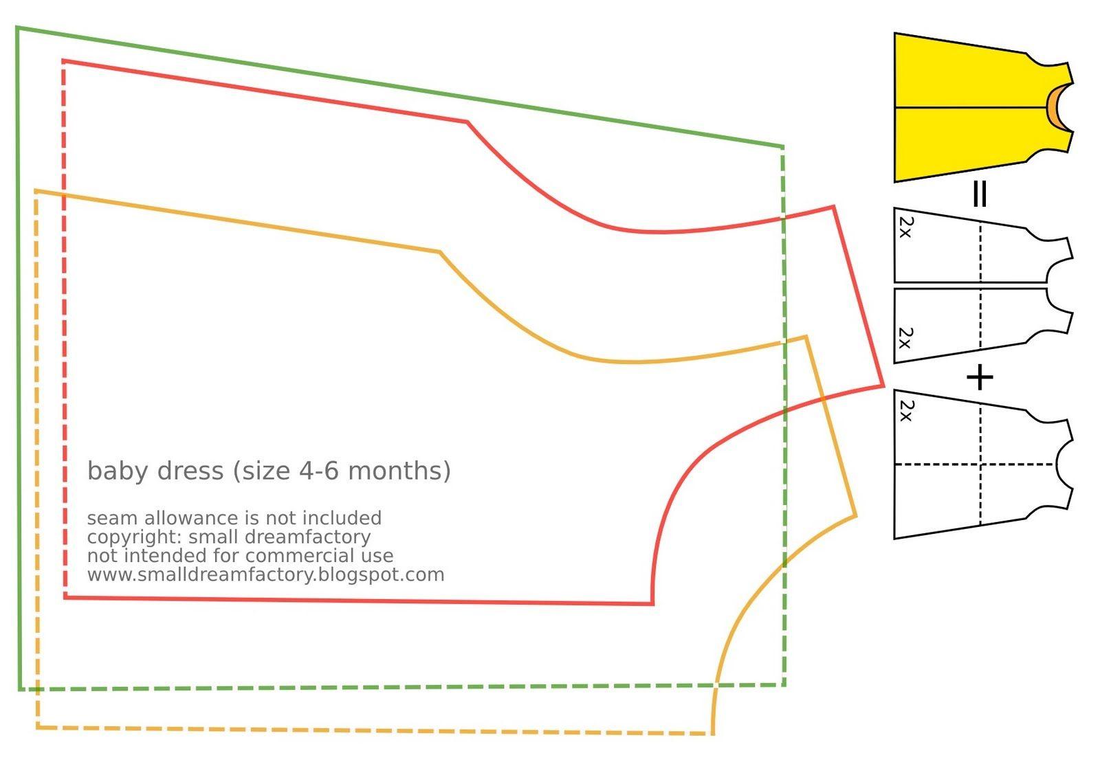Free Printable Baby Sewing Patterns | Free Sewing Tutorial And - Free Printable Patterns