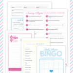 Free Printable Baby Shower Games {With I Heart Nap Time} | Chickabug   Free Printable Baby Shower Games