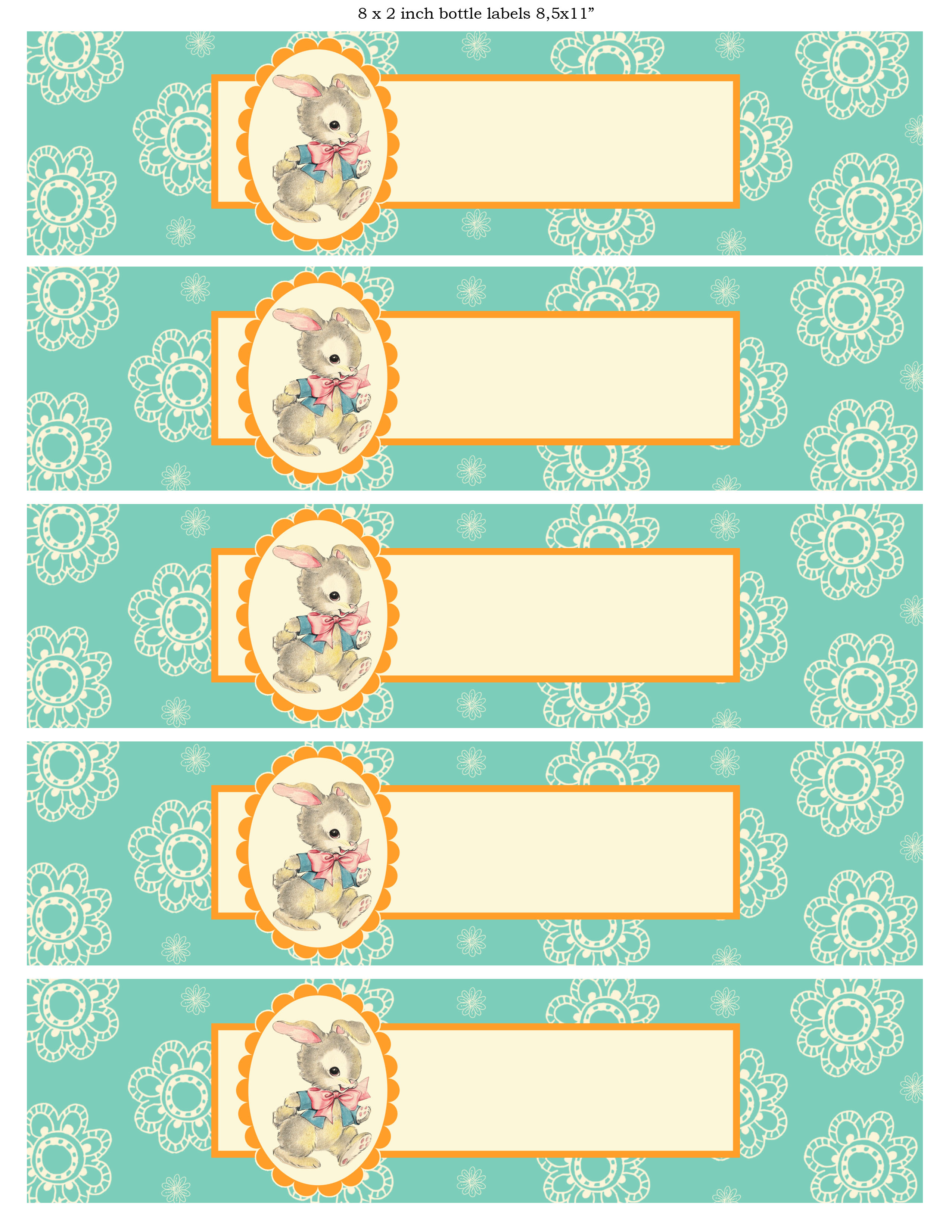Free Printable Baby Shower Templates - Free Printable Baby Shower Labels For Bottled Water