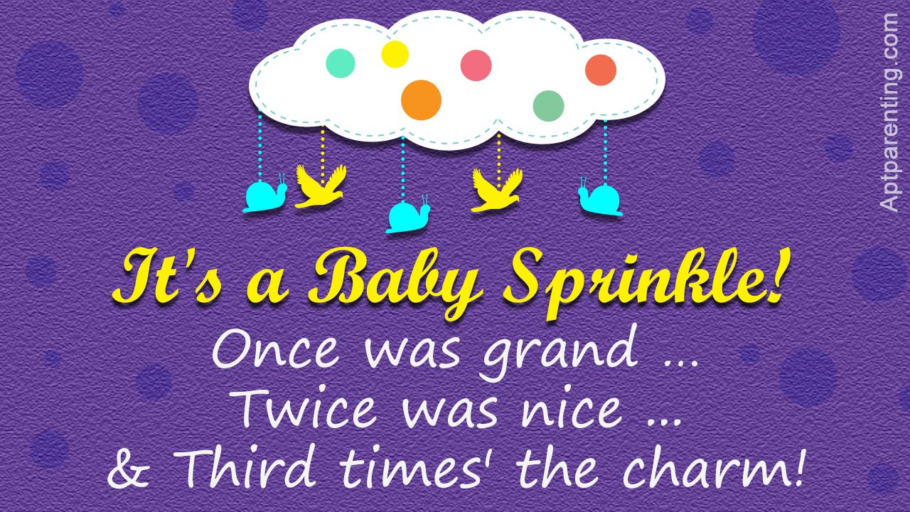 Free Printable Baby Sprinkle Invitations - Free Printable Baby Sprinkle Invitations