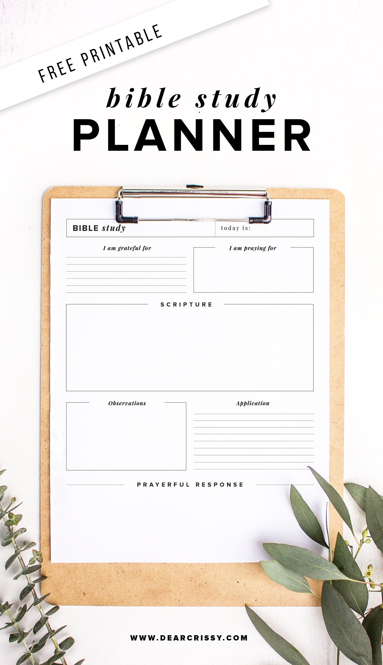 Free Printable Bible Study Planner - Soap Method Bible Study Worksheet! - Free Printable Bible Study Worksheets For Adults