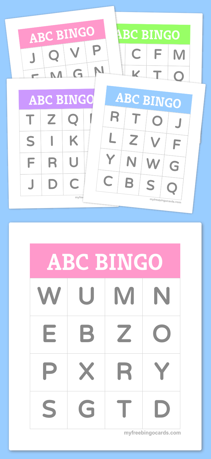 Free Printable Bingo Cards | Bingo Cards | Pinterest | Preschool - Free Printable Spanish Bingo Cards