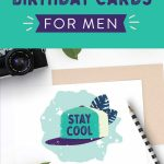 Free Printable Birthday Cards For Him | Stay Cool   Free Printable Birthday Cards For Him
