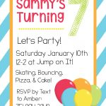 Free Printable Birthday Invitation Templates   Free Printable Animal Print Birthday Invitations