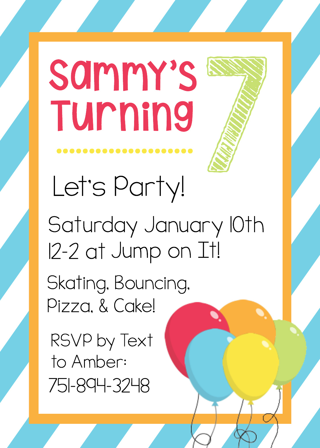 Free Printable Birthday Invitation Templates - Free Printable Animal Print Birthday Invitations