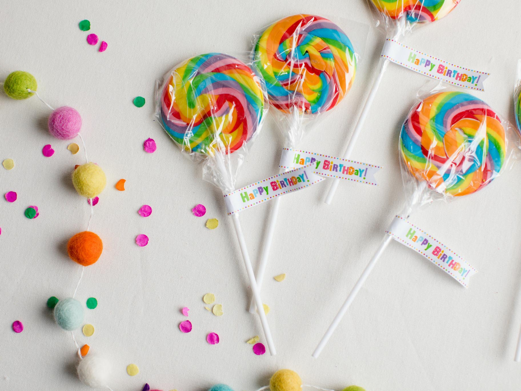 Free Printable Birthday Party Favor Tags - Party Favor Tags Free Printable