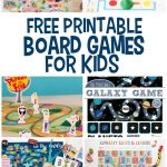 Free Printable Board Games | Printables For Kids | Printable Board   Free Printable Board Games