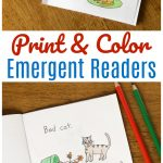 Free Printable Books For Beginning Readers   Level 1 (Easy)   Frugal   Free Printable Books For Beginning Readers