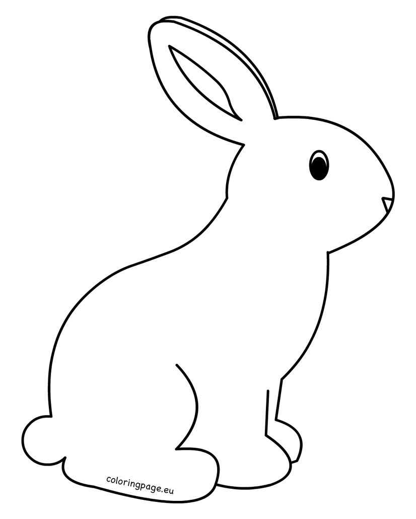 Free Printable Bunny Patterns - Wow - Image Results | Animals - Free Printable Bunny Templates