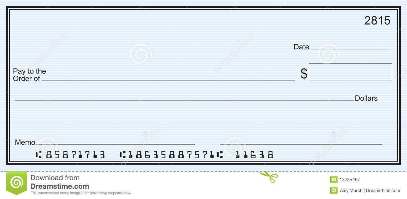 Free Printable Checks Template | Template | Pinterest | Blank Check - Free Printable Checks Template
