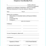 Free Printable Child Guardianship Forms Uk   Form : Resume Examples   Free Printable Legal Guardianship Forms