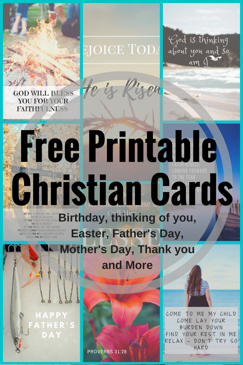 Free Printable Christian Cards For All Occasions - Free Printable Cards For All Occasions