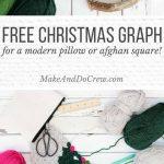 Free Printable Christmas Crochet Patterns – Festival Collections   Free Printable Christmas Crochet Patterns