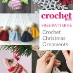 Free Printable Christmas Crochet Patterns – Festival Collections   Free Printable Christmas Crochet Patterns